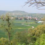 Landschaft um Bad Köstritz