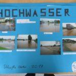 Poster zum Hochwasser